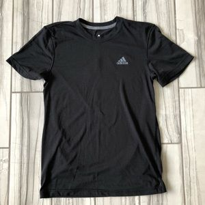 Adidas polyester shirt. GUC